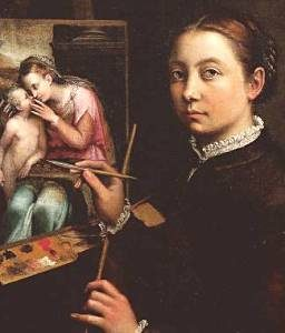 women-artists-of-the-renaissance-sofonisba-anguissola-self-portrait-mid