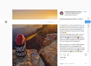"Screenshot_2018-11-04 TravelCreatives❤️Minaxi+Vishnu on Instagram ""CHASING SUNSETS or CHASING LIKES 😛 Sooo today on #socia[...]"