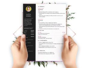resume-template-free